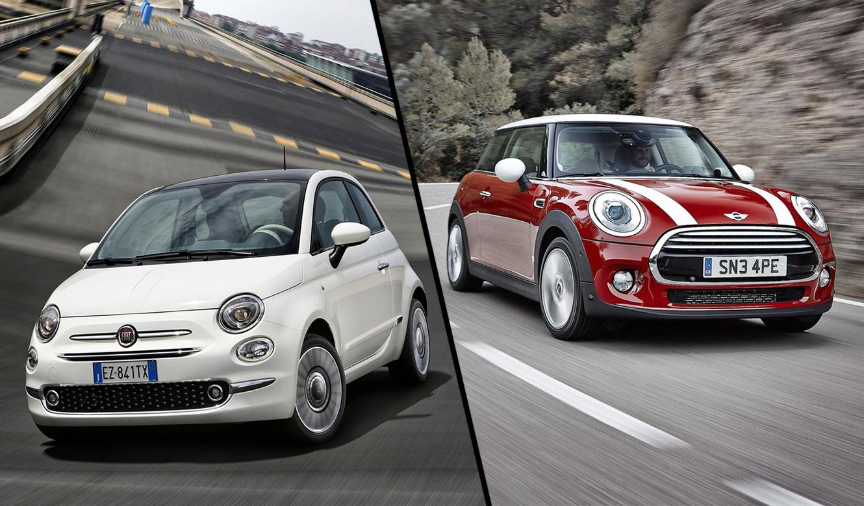 Cuál Es Mejor El Fiat 500 O Mini Autobild