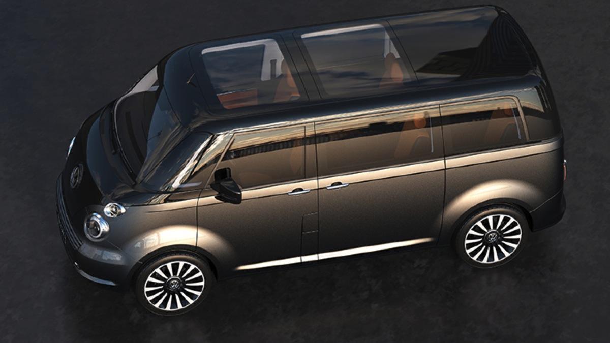 volkswagen t1 revival ser esta la futura bulli. Black Bedroom Furniture Sets. Home Design Ideas