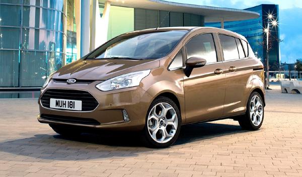 mejores coches nuevos de entre 10.000 15.000 euros Ford B-Max