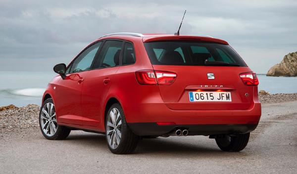 mejores coches nuevos de entre 10.000 15.000 euros Seat Ibiza ST