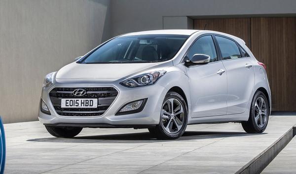 mejores coches nuevos de entre 10.000 15.000 euros Hyundai i30