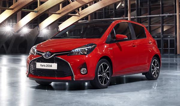 mejores coches nuevos de entre 10.000 15.000 euros Toyota Yaris