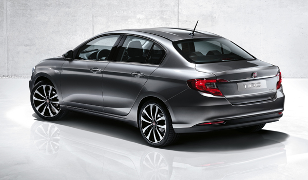 mejores coches menos 20.000 euros Fiat Tipo
