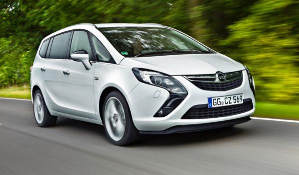 mejores coches menos 20.000 euros Opel Zafira Tourer