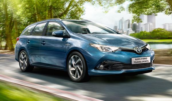 mejores coches menos 20.000 euros Toyota Auris Touring Sports