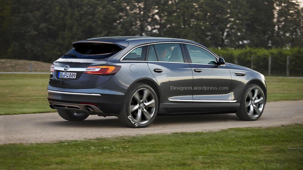 2020 Opel Antara Pictures