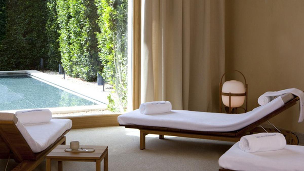 Los mejores hoteles de espa a for Hoteles especiales madrid