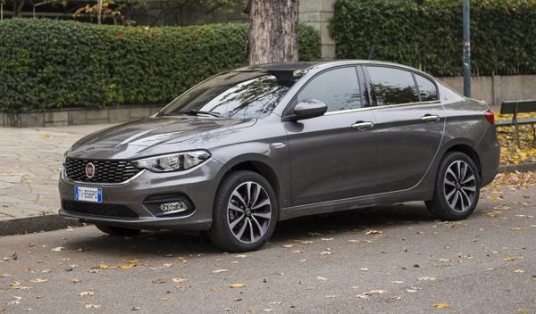 coches nuevos menos 15.000 euros Fiat Tipo