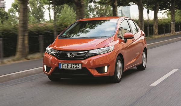 coches nuevos menos 15.000 euros Honda Jazz