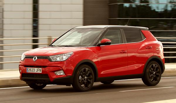 coches nuevos menos 15.000 euros SsangYong Tivoli