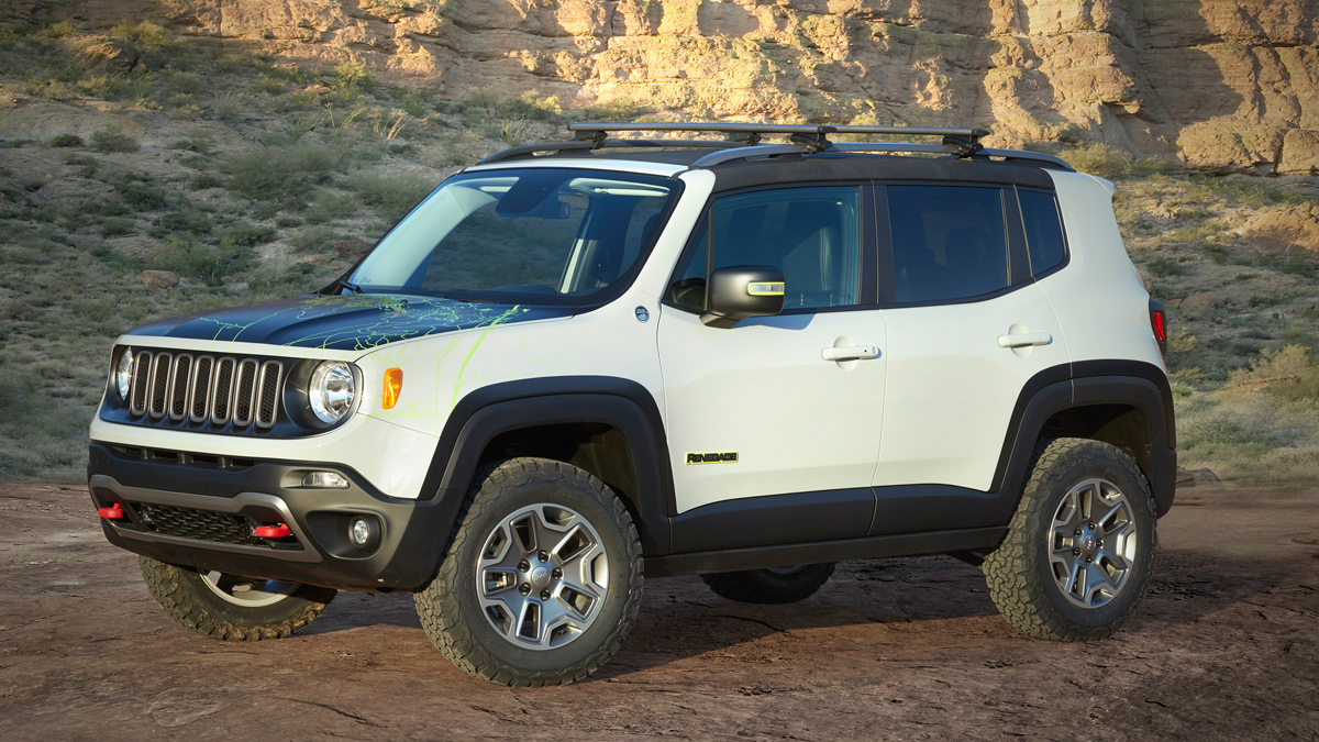 jeep renegad commader
