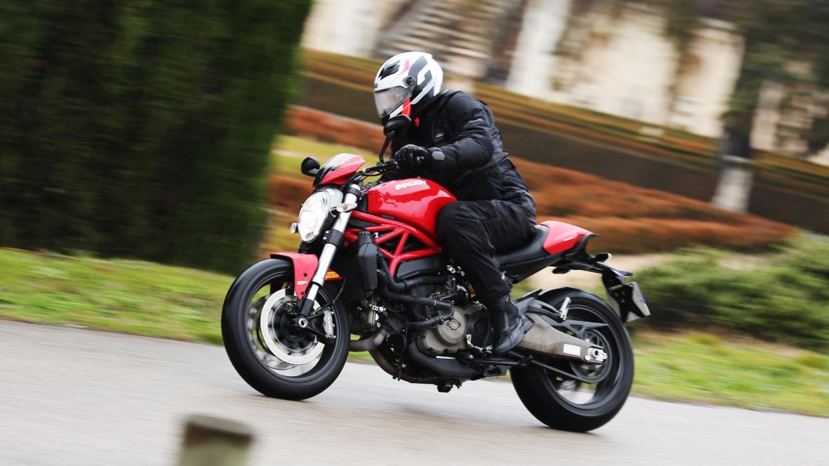 Ducati Monster Revzilla
