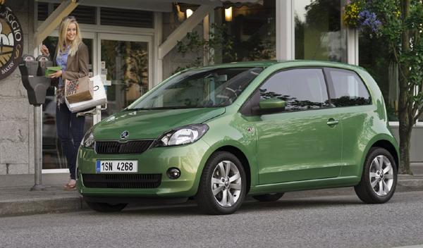 mejores coches nuevos por 7.000 euros Skoda Citigo