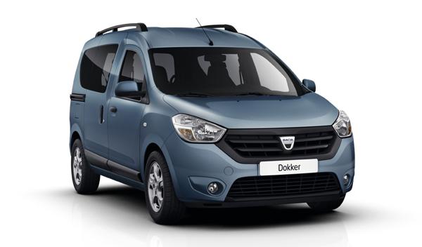 mejores coches nuevos por 7.000 euros Dacia Dokker