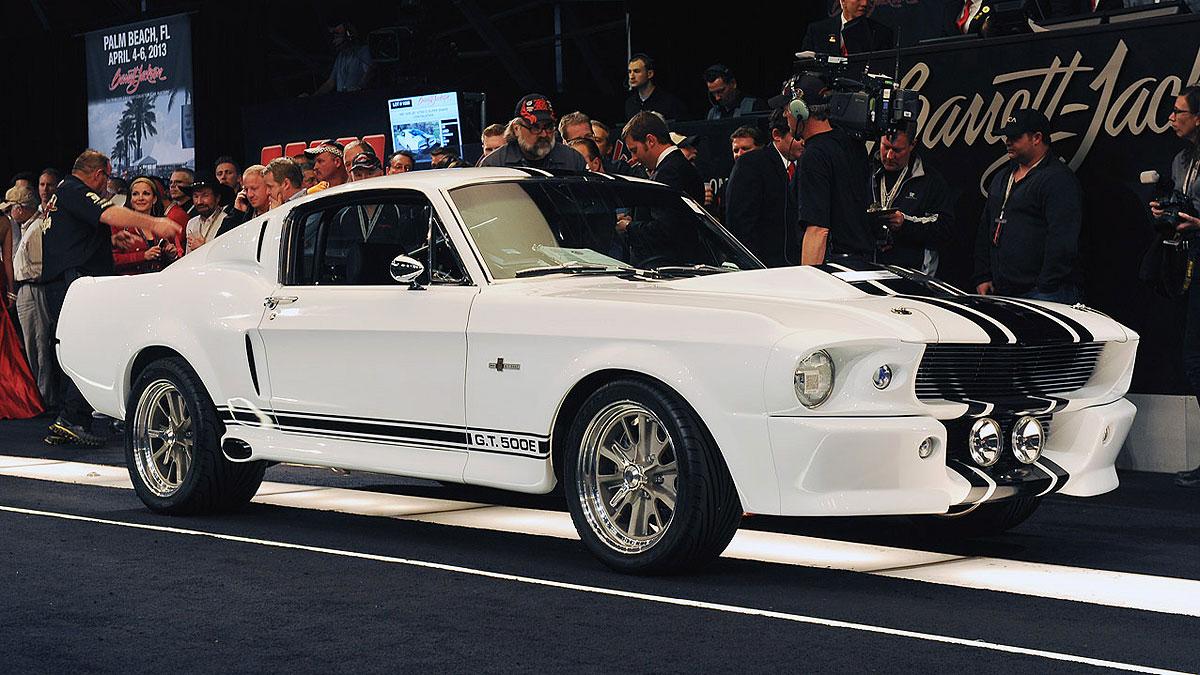 Los 10 ford mustang más caros de la historia autobild es