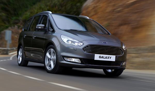 coches maleteros más grandes Ford Galaxy