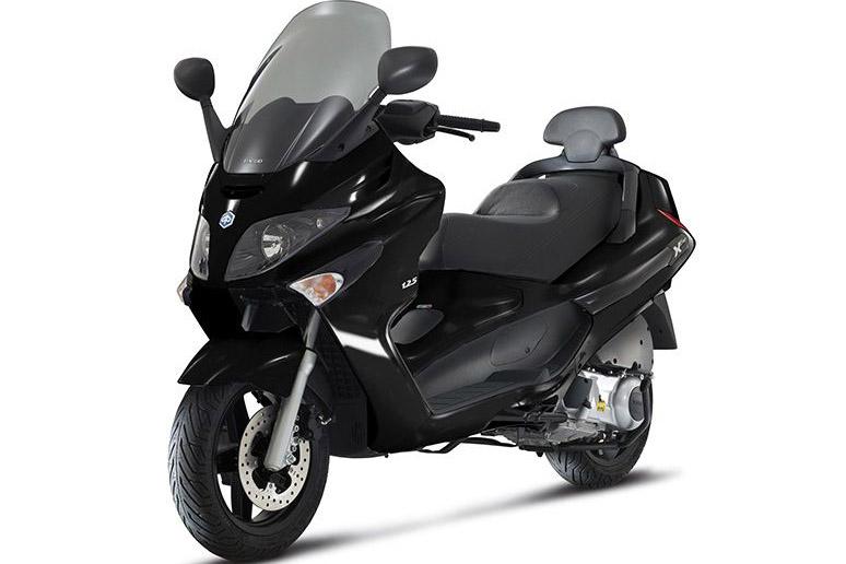 Piaggio X-evo 125 Sport