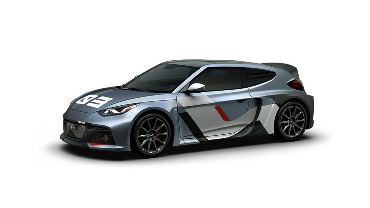 Hyundai Rm16 >> Hyundai RM16 N concept: bella por fuera, bestia por dentro -- Autobild.es