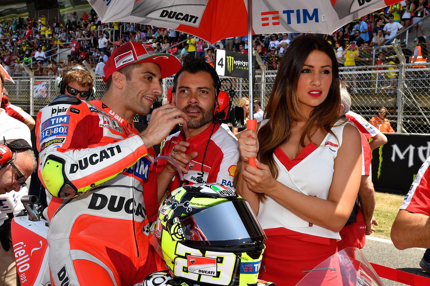 En Ducati Estan Hartos De Andrea Iannone Motos Motos Autobild Es