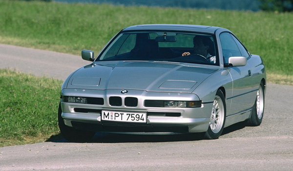 Coches V12 baratos BMW Serie 8