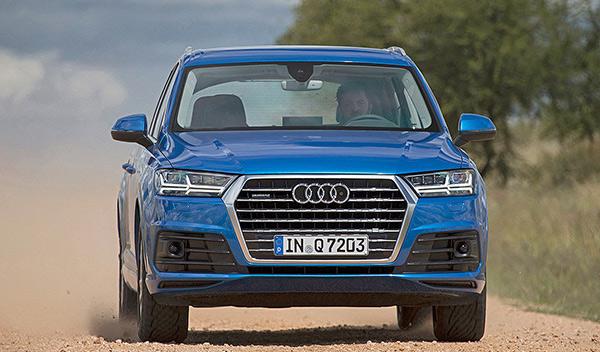 Prueba: Audi Q7 2015