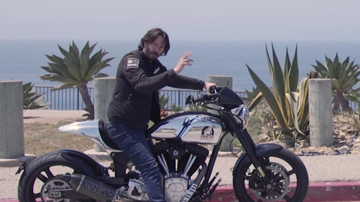 Arch Motorcycles: la marca de motos de Keanu Reeves ...