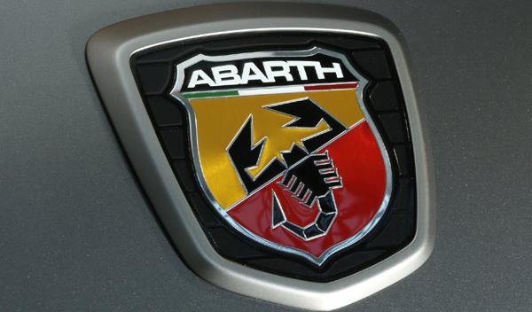 Logo marca coche Abarth