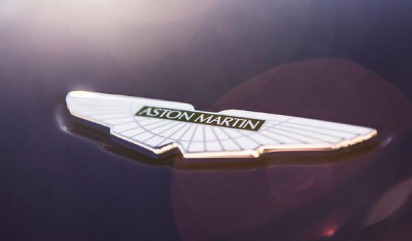 Logo marca coche Aston Martin