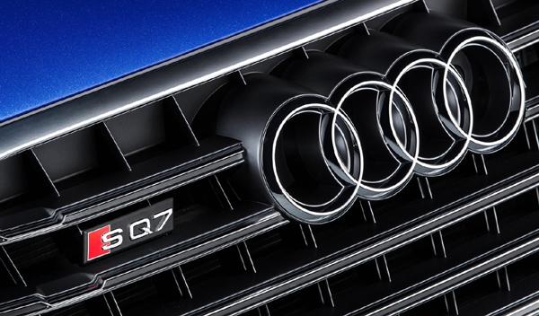 Logo marca coche Audi