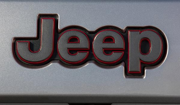 Logo marca coche Jeep