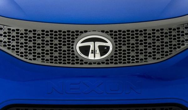 Logo marca coche Tata
