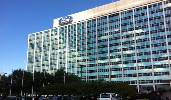 Sede Mundial de Ford en Detroit, EEUU