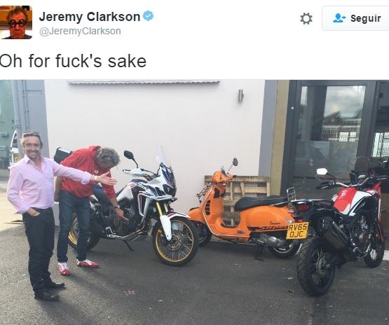 Tuit Clarkson Africa Twin