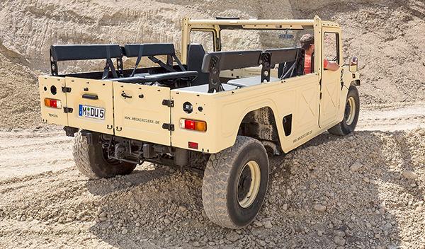 Toyota-Humvee