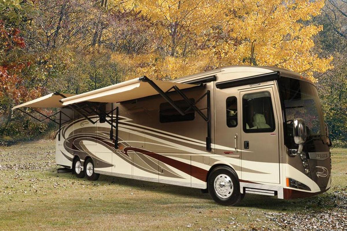 39 chaletazos 39 sobre ruedas de un mill n autocaravanas usa. Black Bedroom Furniture Sets. Home Design Ideas