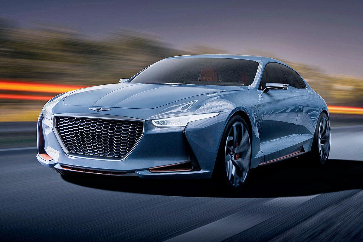 Todos los coches nuevos de Hyundai/Kia de aquí a 2018 ...