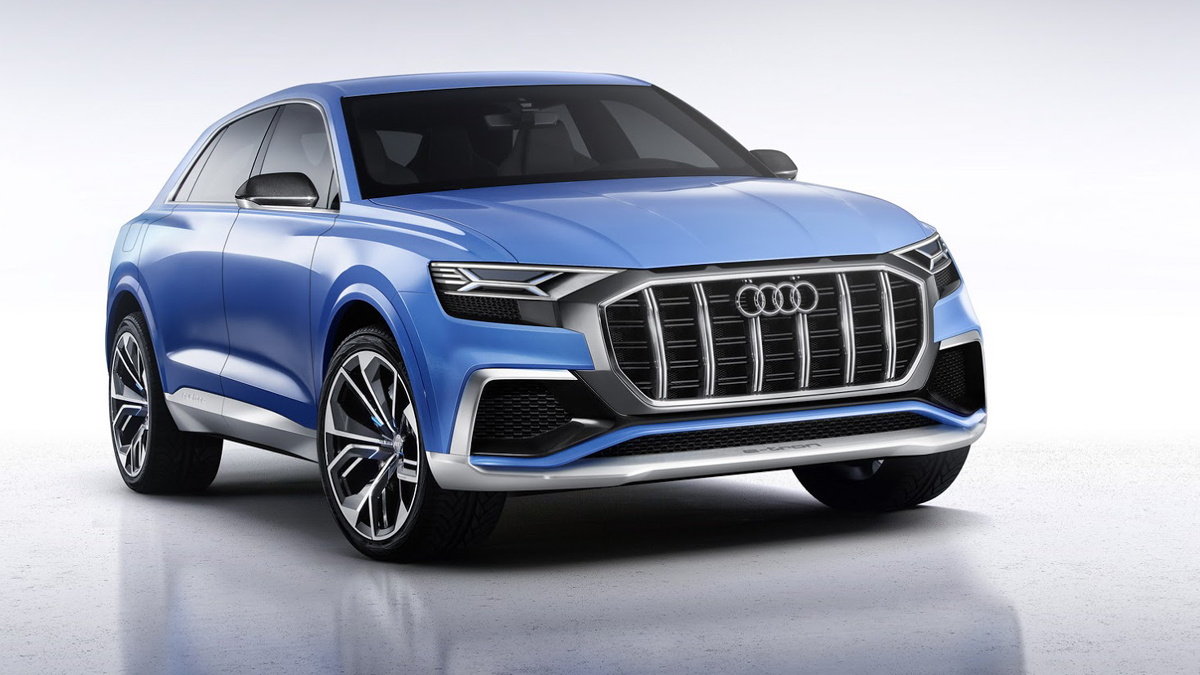 audi q8 concept as es el futuro buque insignia de audi. Black Bedroom Furniture Sets. Home Design Ideas