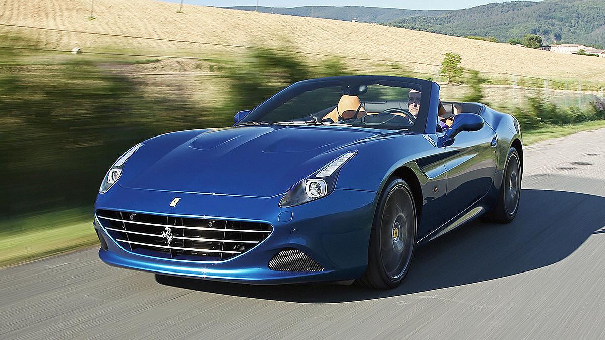 8: Ferrari California T. 0-200 km/h: 11,0 s.