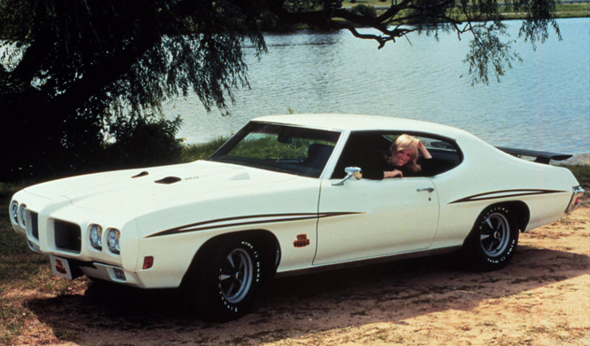 el nuevo pontiac gto judge de 1970 de jay leno. Black Bedroom Furniture Sets. Home Design Ideas