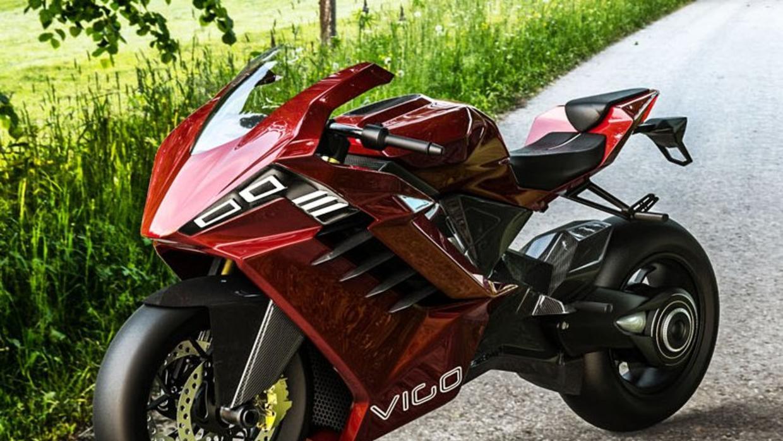 vigo una deportiva elctrica con km de autonoma motos autobildes