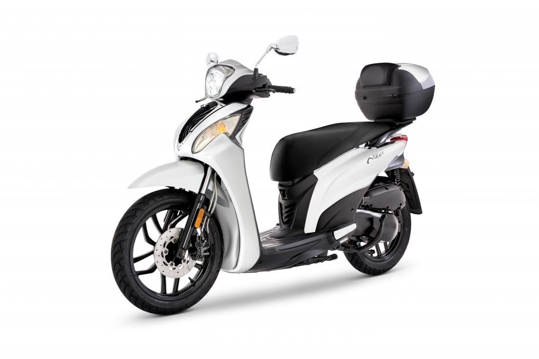 nuevo kymco miler 125 2017 el nuevo rueda alta para chicas motos. Black Bedroom Furniture Sets. Home Design Ideas