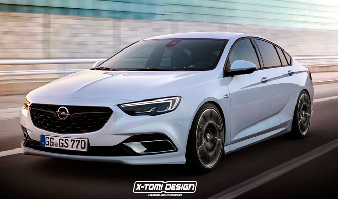 opel insignia grand sport opc cazado en n rburgring. Black Bedroom Furniture Sets. Home Design Ideas