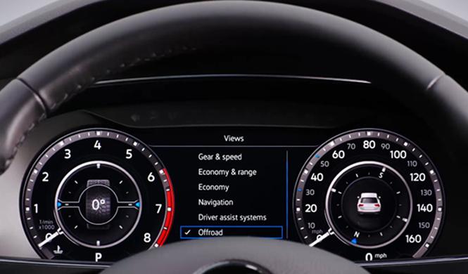 Ya sabemos qué Seat tendrá el cuadro digital de Volkswagen ...