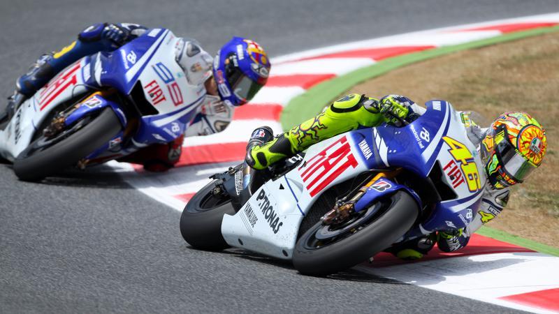 MotoGP Catalunya 2009: ¿la mejor carrera de la historia? -- Motos -- Autobild.es