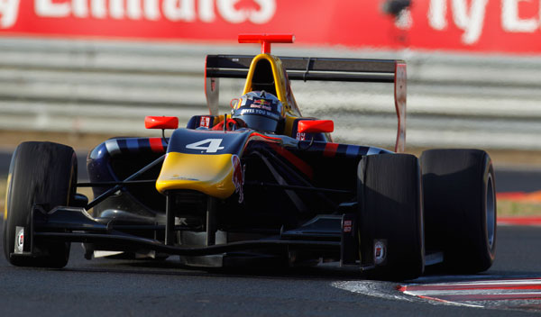 Carlos Sainz GP3 2013