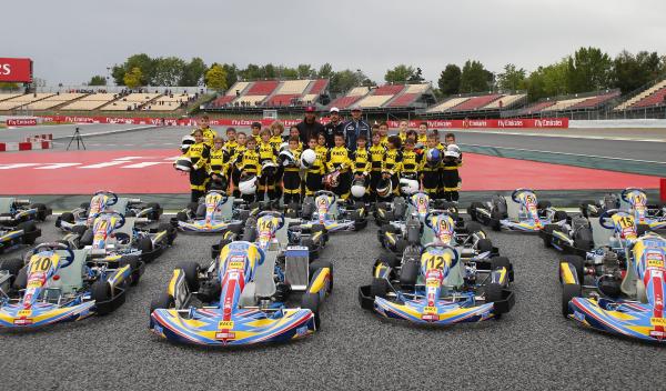Circuito Karts Fernando Alonso : El circuito de alonso acogerá europeo karting en