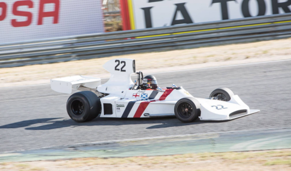 coche James Hunt F1 Historica Jarama 2016