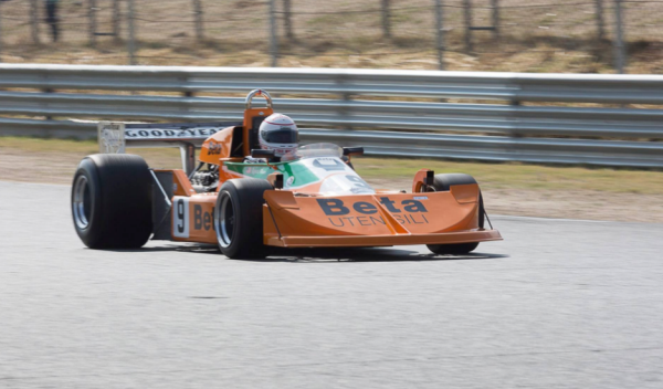 Espíritu del Jarama F1 Histórica