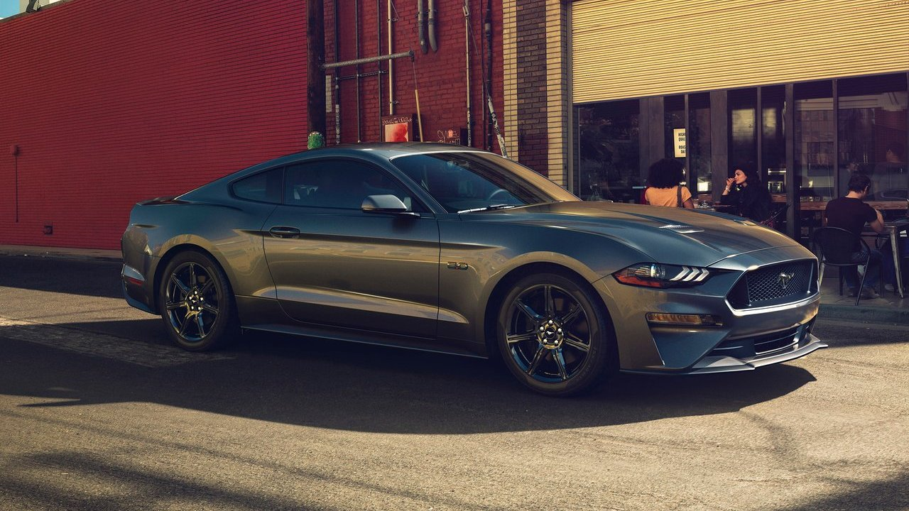 f468d483 Se filtra el catálogo de accesorios del Ford Mustang 2018 -- Autobild.es