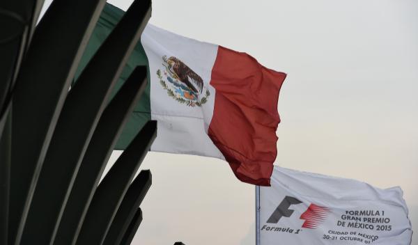 Horarios GP México en Antena 3 y Movistar F1